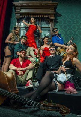 rocking burlesque